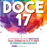 OCIO JUVENIL DOCE 17